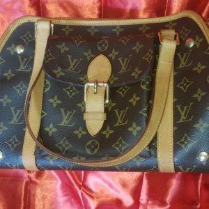 Louis Vuitton Baxter Dog Bag Carrier